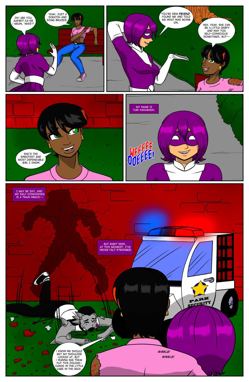 Iron Violet Issue 1: Page 26