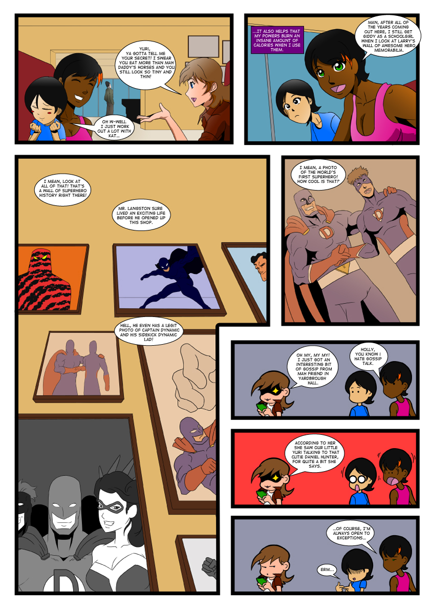 Iron Violet Issue 2: Page 9